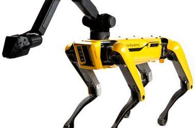 SpotMini, Boston Dynamics Robot, Robot Yapımı